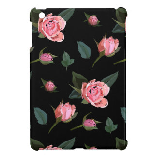Roses flowers cover for the iPad mini