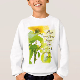 Roses Have Thorns - Rose Sweater