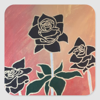 Roses In Autumn STICKERS