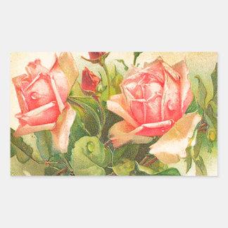 Roses in Bloom Sticker