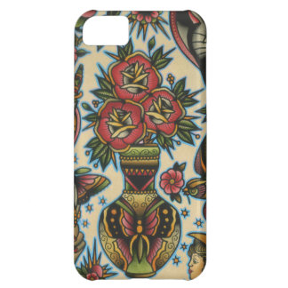 roses in vase iPhone 5C cover