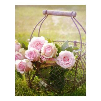 roses letterhead