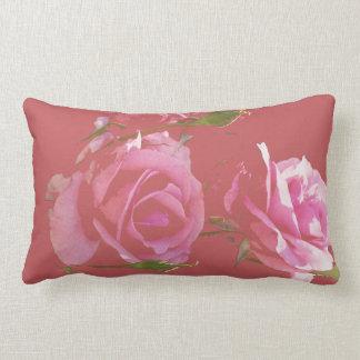Roses Lumbar Pillow