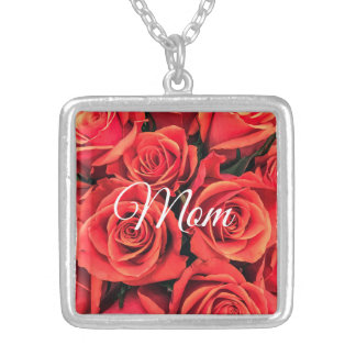 Roses Mom Necklace