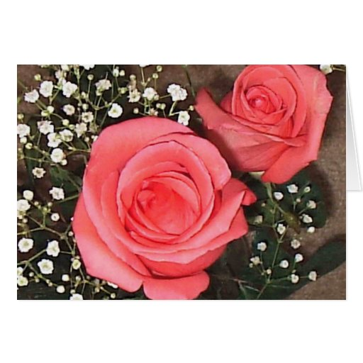 Roses Mothers Day Card