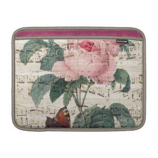 roses musicc MacBook sleeve
