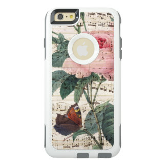 roses musicc OtterBox iPhone 6/6s plus case
