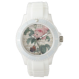 roses musicc watches