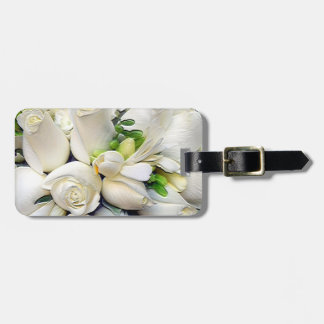 Roses of love_Luggage Tag