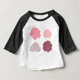 Roses original hand-drawn edition baby T-Shirt