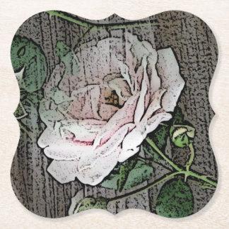 Roses Paper Coaster