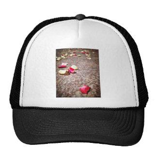 Roses Petal Trucker Hat