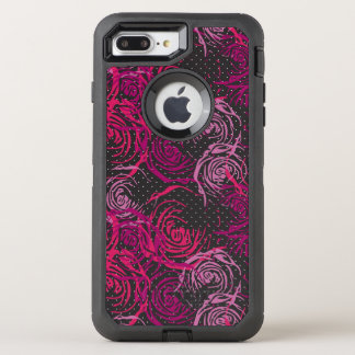Roses Print OtterBox Defender iPhone 8 Plus/7 Plus Case