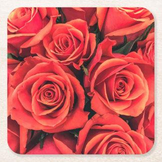Roses Pub Board Coaster
