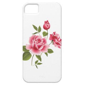 Roses roses étui iPhone 5