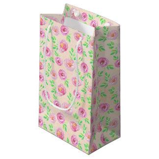 Roses Small Gift Bag