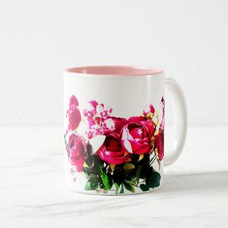 RoSeS Two-Tone Coffee Mug