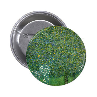 Roses under the Trees Cute 2 Inch Round Button