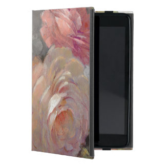 Roses with Gray Case For iPad Mini
