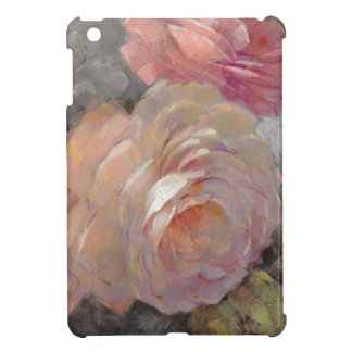 Roses with Gray Case For The iPad Mini