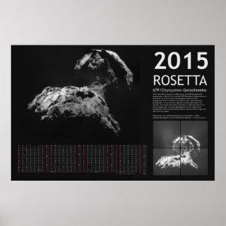 Rosetta 2015 poster