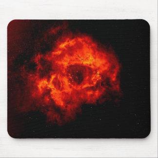 Rosetta Nebula Mouse Pad