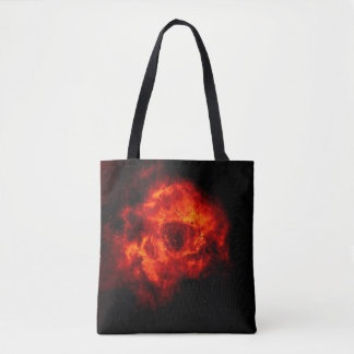Rosetta Nebula Tote Bag