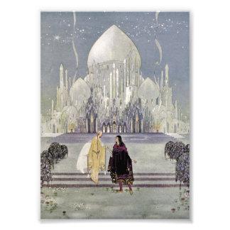 Rosette and Prince Charmant Photo Print