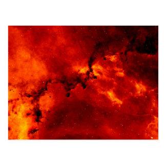 Rosette Nebula Postcard