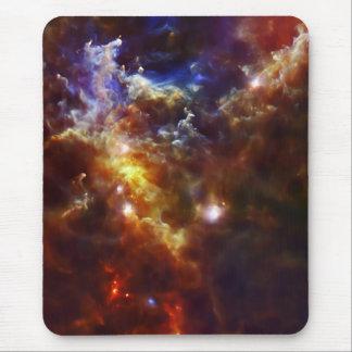 Rosette Nebula's Stellar Nursery Mouse Pad