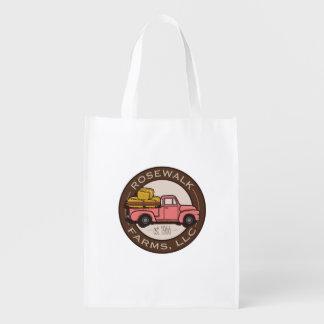 Rosewalk Farms reusable bag