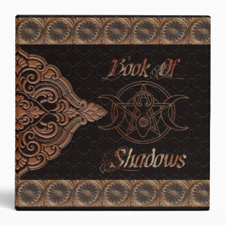 Rosewood Witches Book Of Shadows Binder