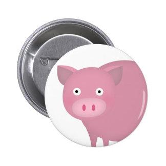 Rosey pig pins