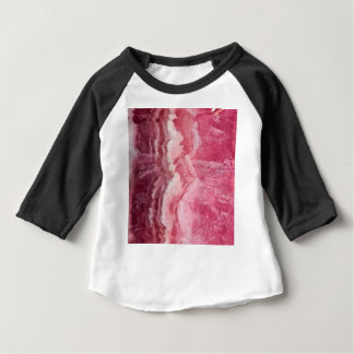 Rosey Rose Quartz Crystal Baby T-Shirt