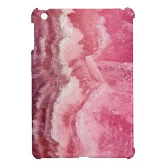 Rosey Rose Quartz Crystal iPad Mini Case