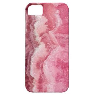 Rosey Rose Quartz Crystal iPhone 5 Cases