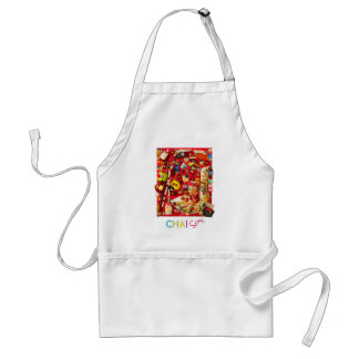 Rosh Hashanah Apron - Mommy and Me