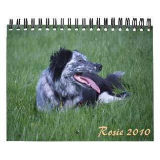 Rosie 2010 calendar