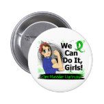 Rosie Anime WCDI Muscular Dystrophy Pin