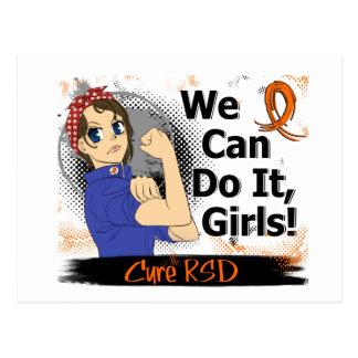 Rosie Anime WCDI RSD Postcard