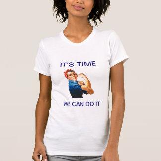 Rosie Attitude Ladies T T-Shirt