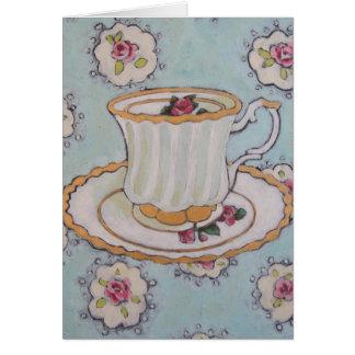 Rosie Lee Art Card