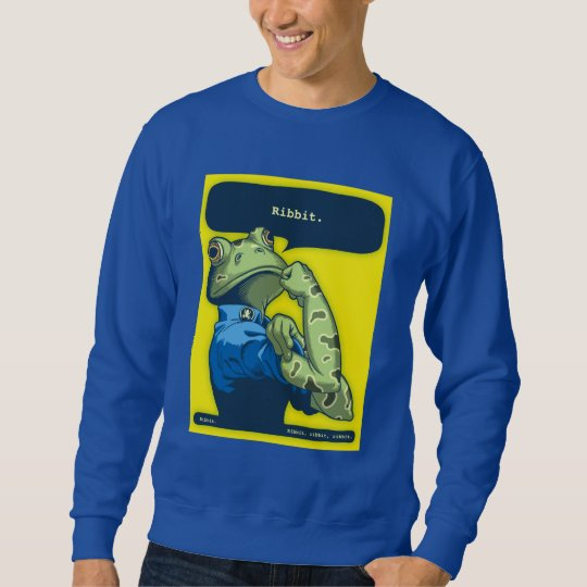 Rosie the Ribbiter Sweatshirt