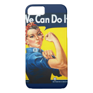 Rosie the Riveter iPhone Cover