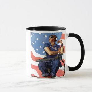 """Rosie the Riveter"" Mug"