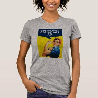 Rosie the Riveter Poster - Feminist AF --  T-Shirt