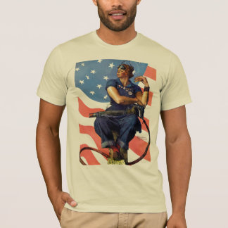 """Rosie the Riveter"" T-Shirt"