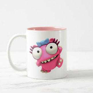 Rosie Two-Tone Coffee Mug