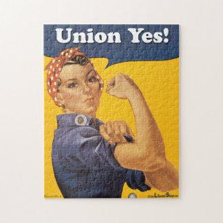 Rosie Union Yes! Puzzle