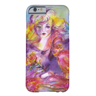 ROSINA /Young Girl with Rose and Parrot Barely There iPhone 6 Case